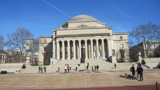 Columbia University: Edificio