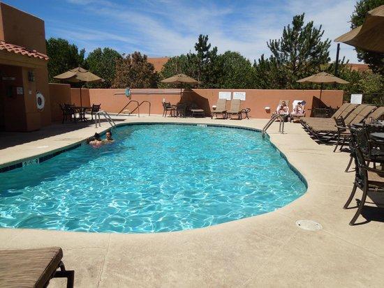 Sedona Summit Resort: Adult Pool area