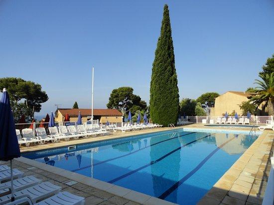 Club Vacanciel Carqueiranne : piscine