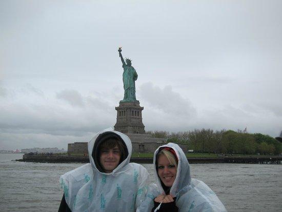 Statue de la liberté : *