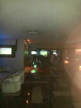 Hard Rock Hotel Panama Megapolis: dentro del hotel