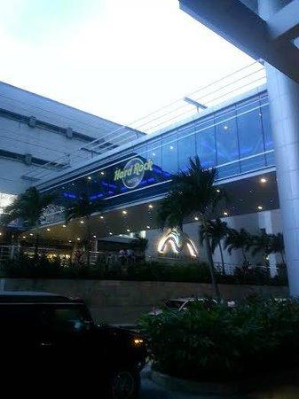 Hard Rock Hotel Panama Megapolis: pasillo