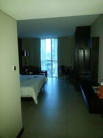 Hard Rock Hotel Panama Megapolis: habitacion