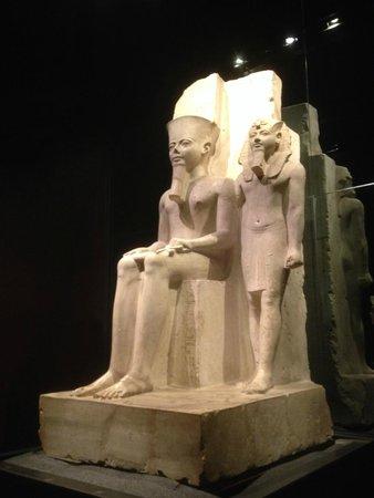 Musée égyptologique de Turin : Statuario