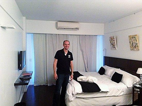 Awwa Suites & Spa: quarto bem arrumado, confortavel e cheirosos