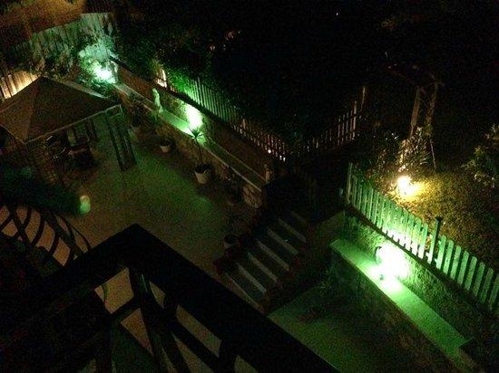 Irilena Hotel: View from balcony