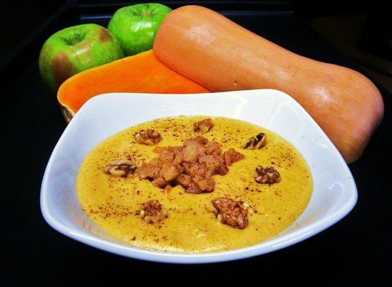 Bistro 1888: Butternut Squash Soup