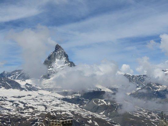 Gornergrat Bahn : Matterhorn