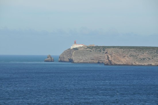 Cape Saint Vincent: View from the Cliff