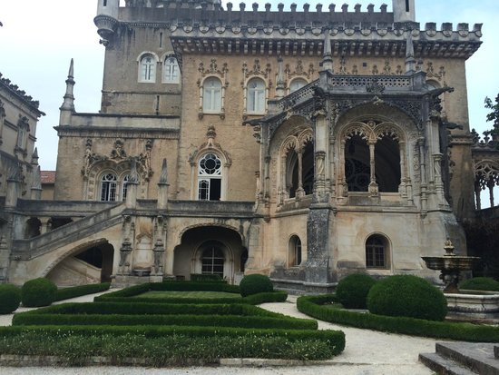 Lisbon Secrets - Guided Tours : Hotel Busacco, Northern Portugal