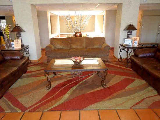 Best Western Plus Tempe By The Mall : Hotel Lobby