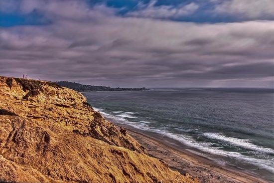 Torrey Pines Gliderport: Slouchy Coast