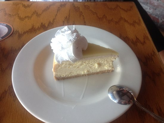 Ragtime Tavern : Ragtime Key Lime Cheesecake