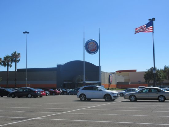 Dave & Buster's at the Great Mall - Milpitas, CA