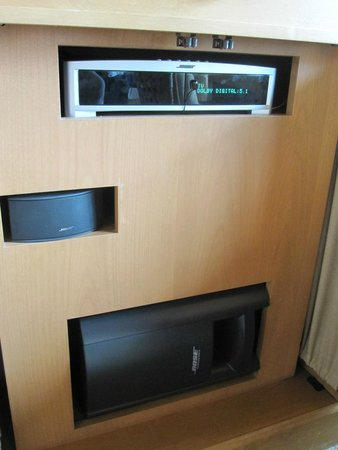 The Resort at Pelican Hill: Bose Sound System