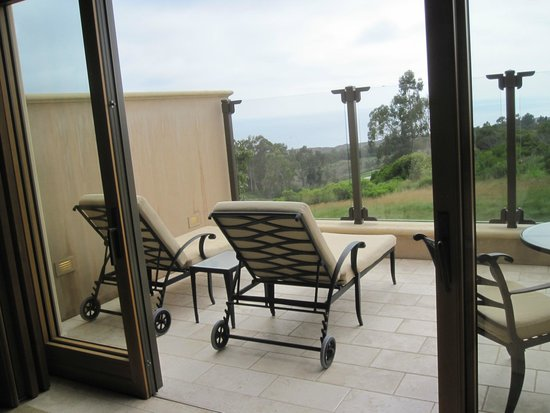 The Resort at Pelican Hill : Outdoor Seating
