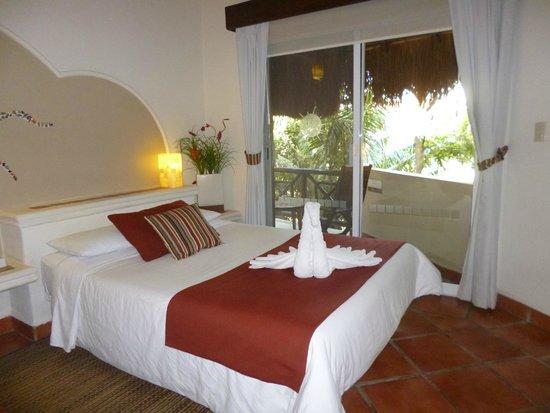 Hotel Riviera del Sol : Los detalles, nos gustaron mucho