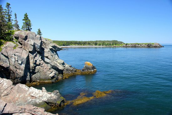 Roosevelt Campobello International Park: View from Liberty Point