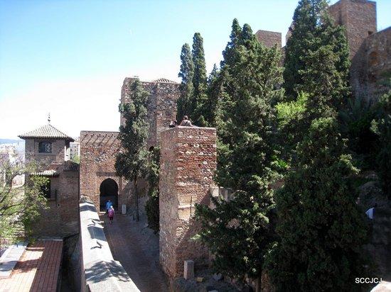 Alcazaba (fort) : Alcazaba