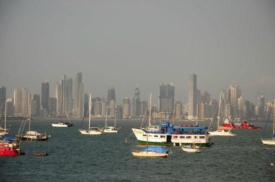 Cinta Costera: Panamá belíssimo