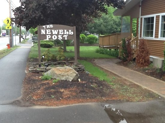 Newell Post Restaurant: Enjoy a breakfast with us today.