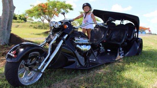 V8 Trike Tours Fiji