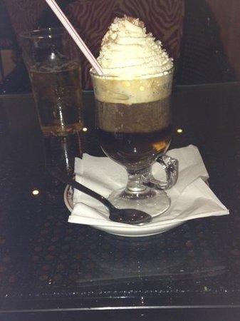 Cala Font Hotel: An Irish Coffee! The Perfect Nightcap!