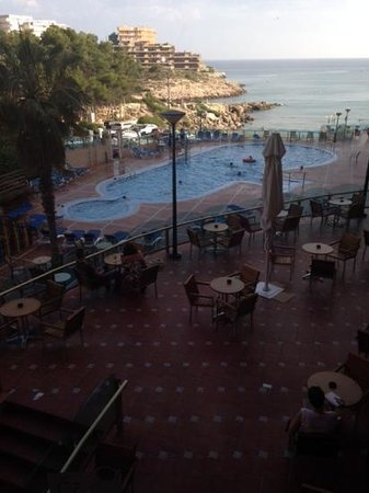 Cala Font Hotel: Nice Spot For A Pre-Dinner Drink!