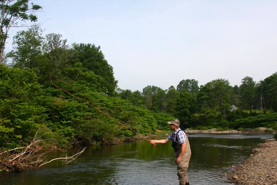 The Fly Rod Shop Fly Fishing Tours