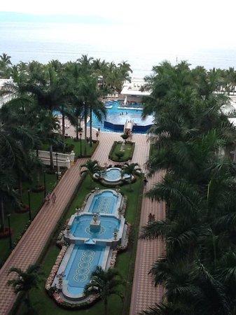 Hotel Riu Vallarta: ocean view room