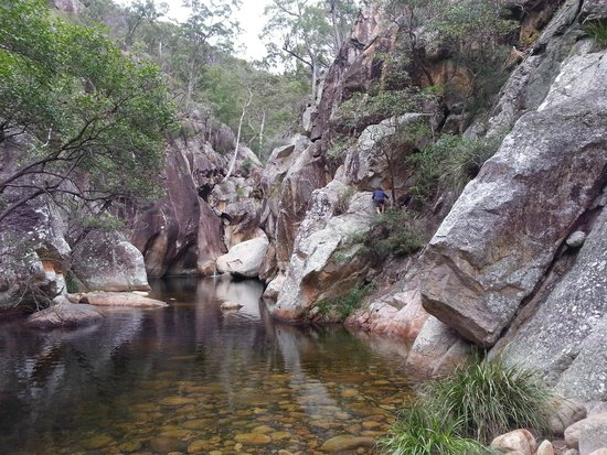 Mt Barney Lodge Country Retreat: Lower Portals