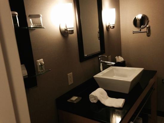 Cambria hotel & suites Columbus - Polaris: bathroom