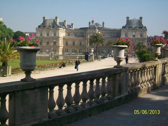 Luxembourg Gardens: Muito lindo!