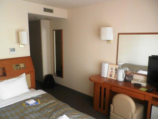 Star Hotel Yokohama: Single room