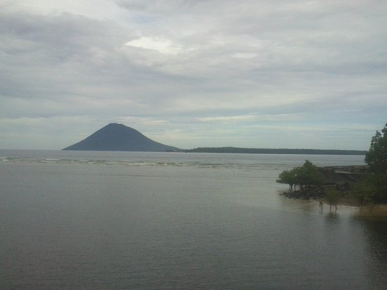 Hotel Santika Premiere Seaside Resort Manado : bunaken island