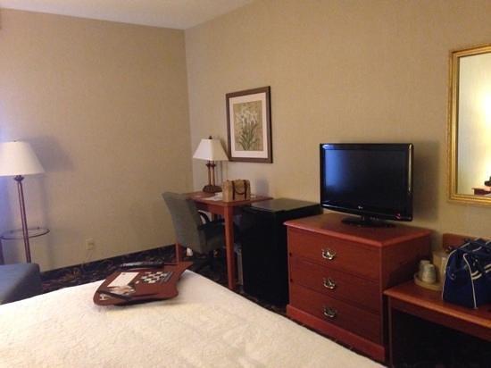 Hampton Inn Tiffin: room