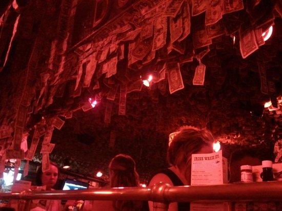 McGuire's Irish Pub: money shot 2