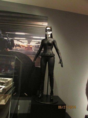 Warner Bros. Studio Tour Hollywood: Catwoman