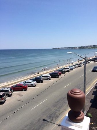 Nantasket Beach Resort: view from the 3rd floor