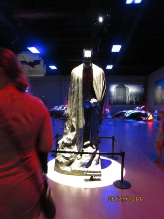 Warner Bros. Studio Tour Hollywood: Batman