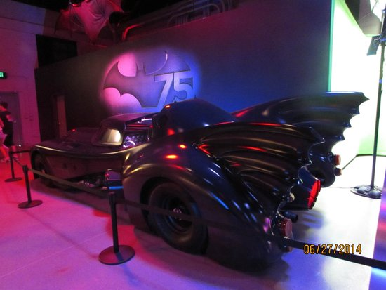 Warner Bros. Studio Tour Hollywood: Batmobile