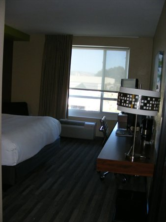 HYATT House San Jose/Silicon Valley: View From the Door