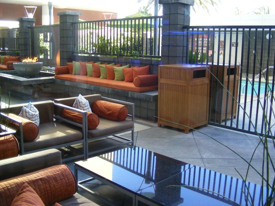 HYATT House San Jose/Silicon Valley: Another View of Hang-Out area