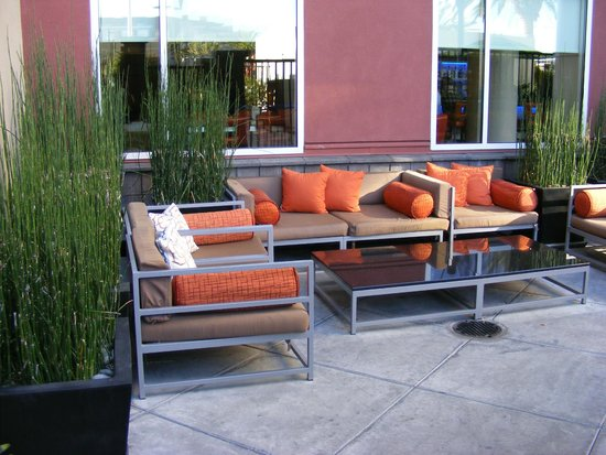 HYATT House San Jose/Silicon Valley: Hang-Out area