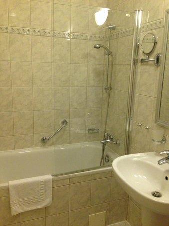 Hotel Pod Vezi : Shower