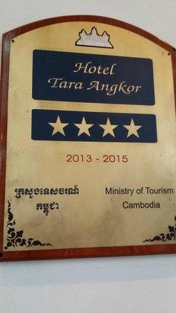 Tara Angkor Hotel : Hotel