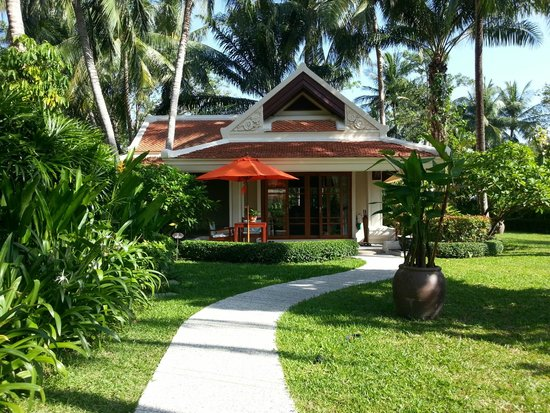 Santiburi Beach Resort & Spa : Our villa