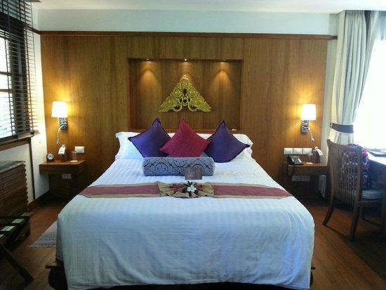 Santiburi Beach Resort & Spa : Bedroom