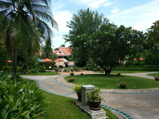 Santiburi Beach Resort & Spa: Exotic scene