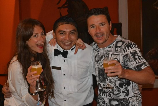 The Royal Playa del Carmen: Re divertido!!!